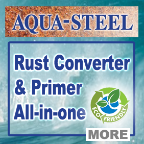 Aquasteel Rust Converter & Primer All-in-one