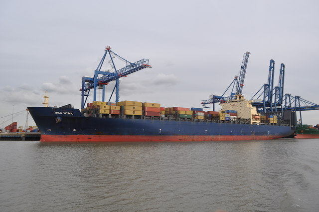 Marine Supplies and Equipment
