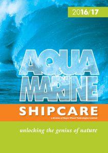 Aquamarine Brochure  2016 2017